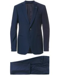 Lardini   Two Piece Suit   Lyst