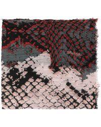Zadig & Voltaire Delta Wild スカーフ - マルチカラー