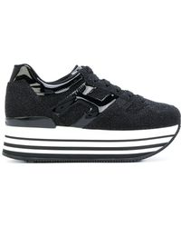 Hogan 'Maxi H222' Sneakers