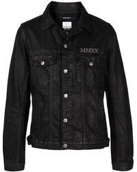 Ksubi Куртка Eterno - Черный
