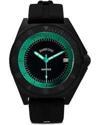 Bamford Watch Department メイフェア デイト 40mm - ブラック