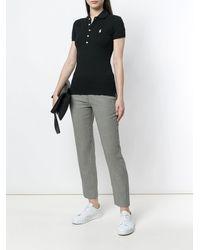 Polo Ralph Lauren スリムフィット ポロシャツ - ブラック