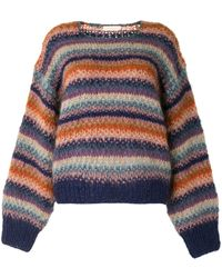 Mes Demoiselles - Maglione a righe - Lyst