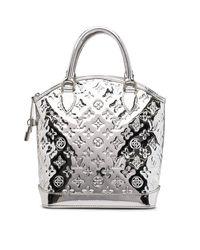 Louis Vuitton Borsa tote Lockit Pre-owned 2007 - Metallizzato