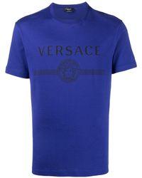 Versace - Футболка С Принтом Medusa - Lyst