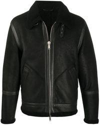 Dondup ボンバージャケット - ブラック