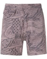 Amir Slama Marajoara Tactel Swim Shorts - Multicolour
