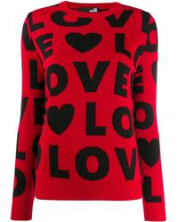 Love Moschino - Love セーター - Lyst
