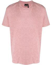 Blood Brother Walker Tie-dye T-shirt - Pink