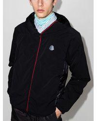 Moncler Куртка 1952 Dalgopol С Капюшоном - Черный