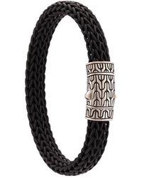 John Hardy Bracelet Classic Chain - Noir