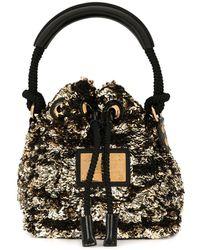 Louis Vuitton Bolso bombonera Roe mini - Negro