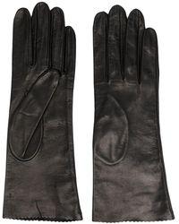Manokhi Короткие Перчатки - Черный
