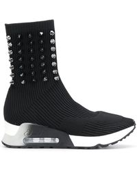 Ash - Ankle Sock Trainers - Lyst