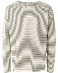 S.N.S Herning - Long-sleeve Fitted Sweater - Lyst