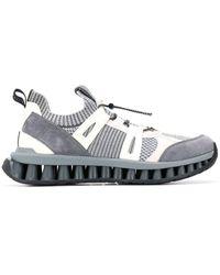 Ermenegildo Zegna Low-top Sneakers - Grijs