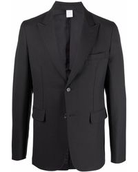 Comme des Garçons - Single-breasted Tailored Jacket - Lyst