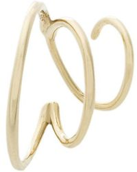 Maria Black - 14kt Yellow Gold Mad Mouse Twirl Earring - Lyst