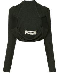 Uma Wang - Bolero Jacket - Lyst