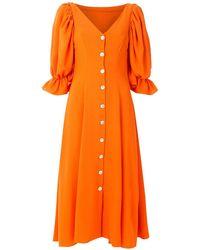 Olympiah Frésia ドレス - オレンジ