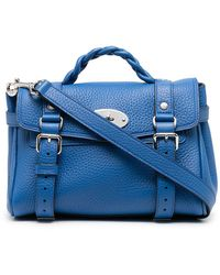 Mulberry Alexa ハンドバッグ - ブルー