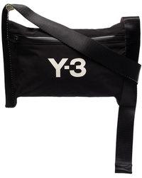Y-3 - ブラック Ch3 Sacoche メッセンジャー バッグ - Lyst