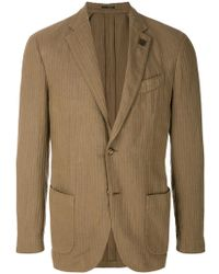 Lardini - Casual Single-breasted Blazer - Lyst