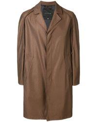 Mackintosh 0004 Copper 0004 Tailored Coat - Brown