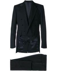 Dolce & Gabbana Costume trois pièces - Noir