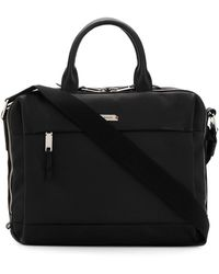 Bally Vaud Business Bag - Black