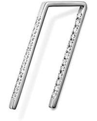 Shihara Diamond Post Pierce 0202 - マルチカラー