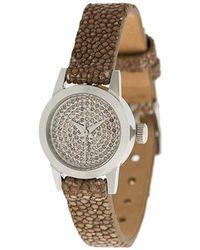 Christian Koban Cute Diamond Watch - Multicolour