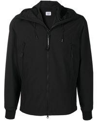C.P. Company Куртка С Капюшоном - Черный