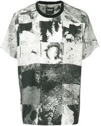 Raeburn Nasa Tシャツ - グレー