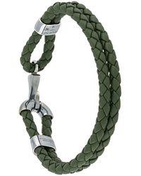 Bottega Veneta Intrecciato Bracelet - Многоцветный