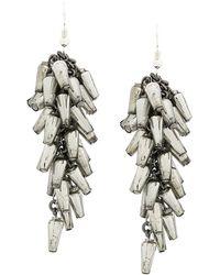 Marc Le Bihan Multiple Cones Earrings - Metallic