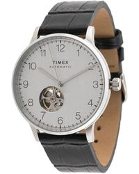 Timex Waterbury Automatic 40mm Watch - Metallic