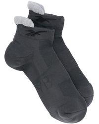 Reebok X Victoria Beckham ロゴ靴下 - ブラック