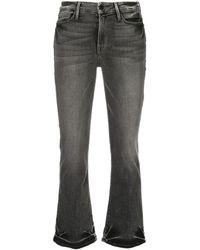 FRAME Ausgestellte Jeans - Schwarz