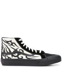 Vans ' Sk8-Hi' Sneakers - Schwarz
