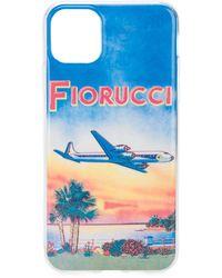 Fiorucci サンセット Iphone 11 Pro Max ケース - ブルー