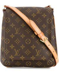 Louis Vuitton - Мини-сумка Через Плечо Musette 2000-х Годов - Lyst