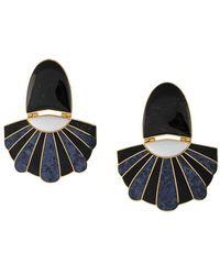 Monica Sordo - Mullu Chandelier Earrings - Lyst