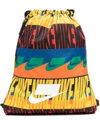 Nike Heritage 2.0 バックパック - ブルー