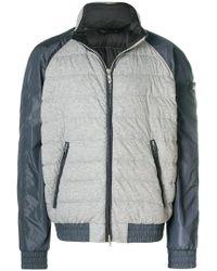Peuterey - Zipped Padded Jacket - Lyst