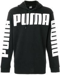 PUMA | Logoed Hoodie | Lyst