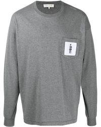 Mackintosh ロゴ スウェットシャツ - グレー