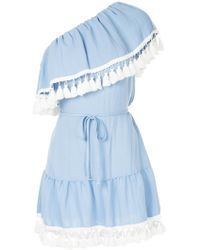 Suboo - Playa One Shoulder Mini Dress - Lyst