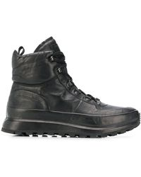 Officine Creative Frontiere Boots - Black