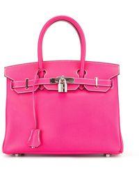 Hermès 2011s Birkin Handtasche, 30cm - Pink